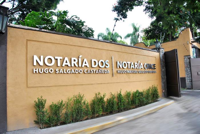 Dos Once Notarias Asociadas